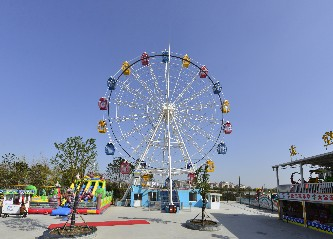 30m摩天轮 Ferris Wheels